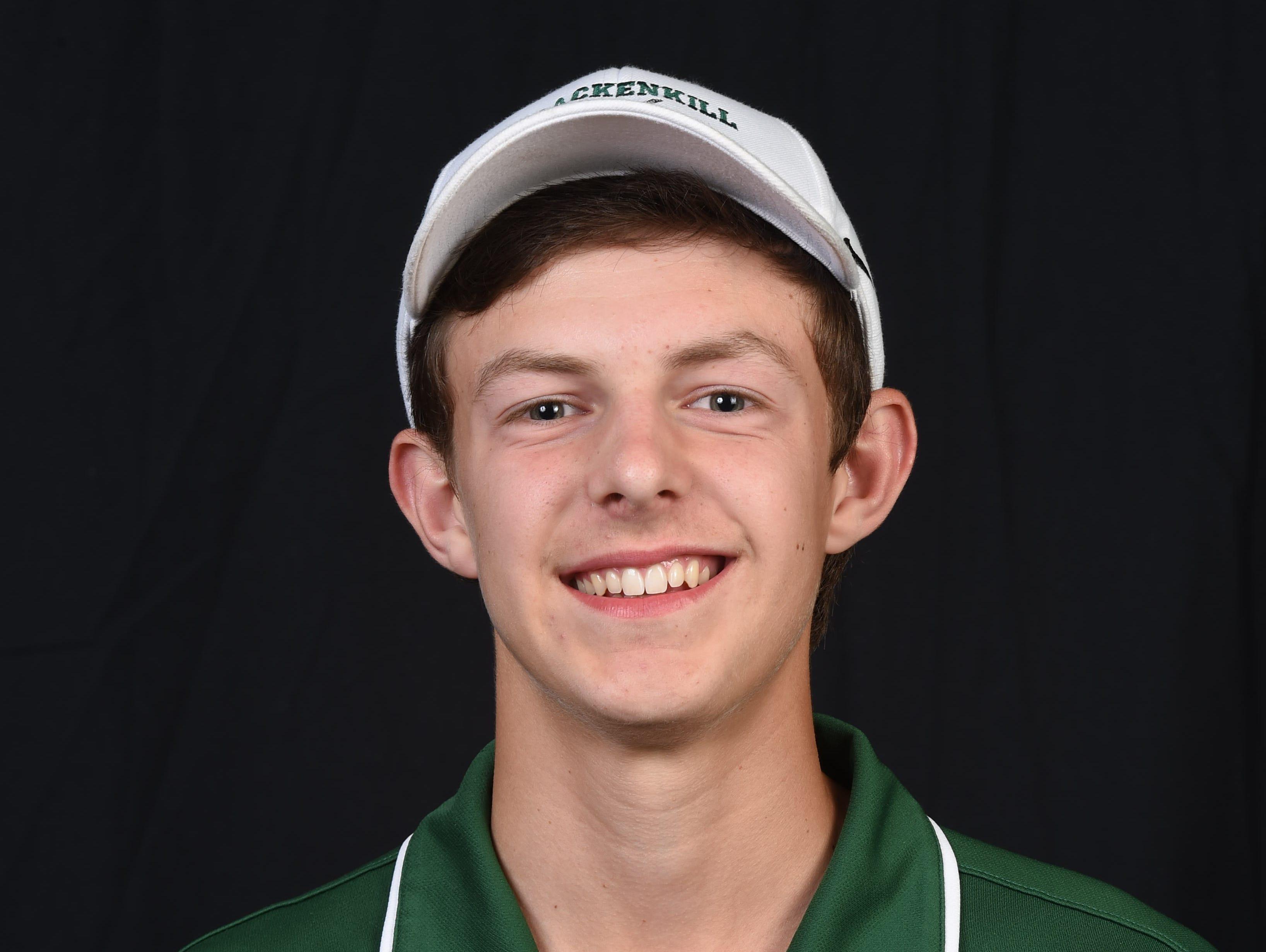 Ryan Ackert, Spackenkill boys golf