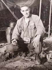 Allen Rose served in I Company First Battalion 279th Infantry Division during the Korean War.