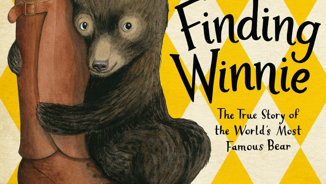 'Finding Winnie' is winner of the Caldecott award for children's books.