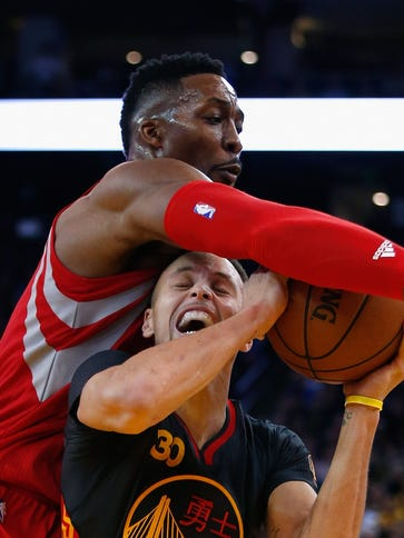 Dwight Howard simply might not be a fit in Houston.