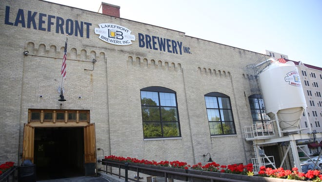 Lakefront Brewery has been brewing beer in Milwaukee since 1987.