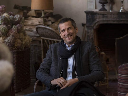 """Guillaume Canet in """"Non-Fiction."""""""
