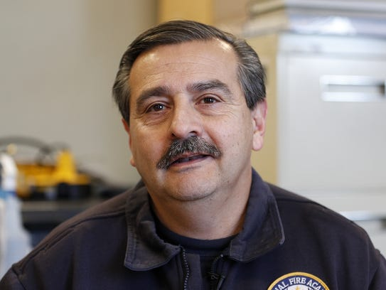 Indianapolis Fire Department arson investigator Lt.