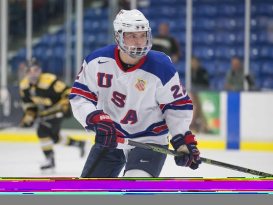 USA NTDP u18 vs Adrian College