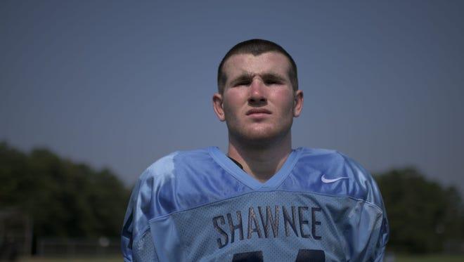 Shawnee High School's Michael Welsh.