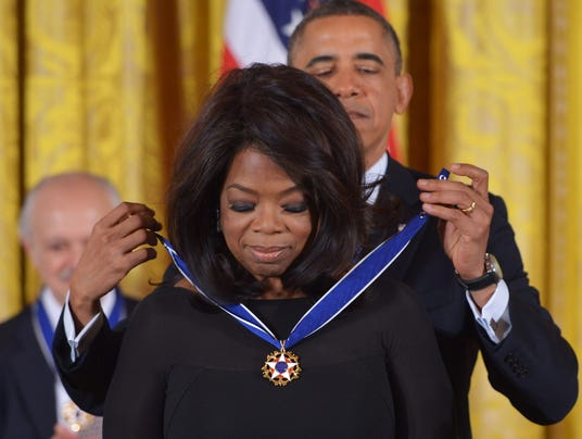 Your Say 1201 Oprah