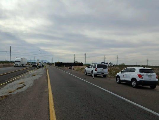 SR 85 fatal crash