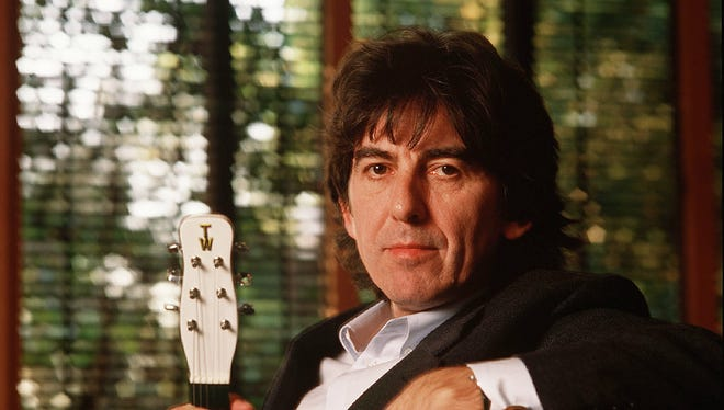 George Harrison's estate is not happy about his song being used at the Republican National Convention.