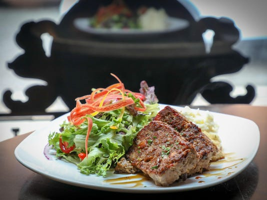Firebird Tavern - Meatloaf & Mashed
