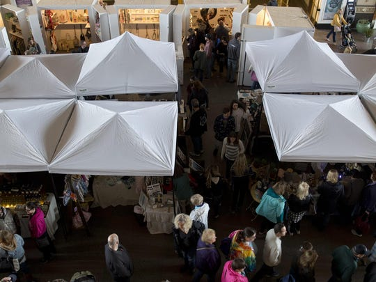 The Asbury Park Bazaar, which takes place at Convention Hall. At it's core is a creative, close-knit community of artists, musicians and fellow travelers.
