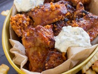 Marry flavors of chicken wings and BBQ ribs: recipe