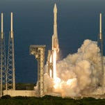 NASA asteroid probe launches from Cape Canaveral