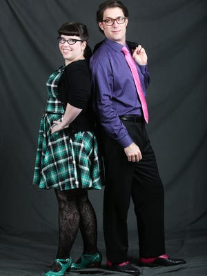 Tom and Carlee's C.A.F.E. will attend Capitol City Theater's improv comedy on April 24.