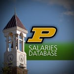 What were Purdue staff paid in 2015?
