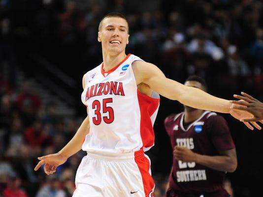 NCAA Basketball: NCAA Tournament-2nd Round-Arizona vs Texas Southern