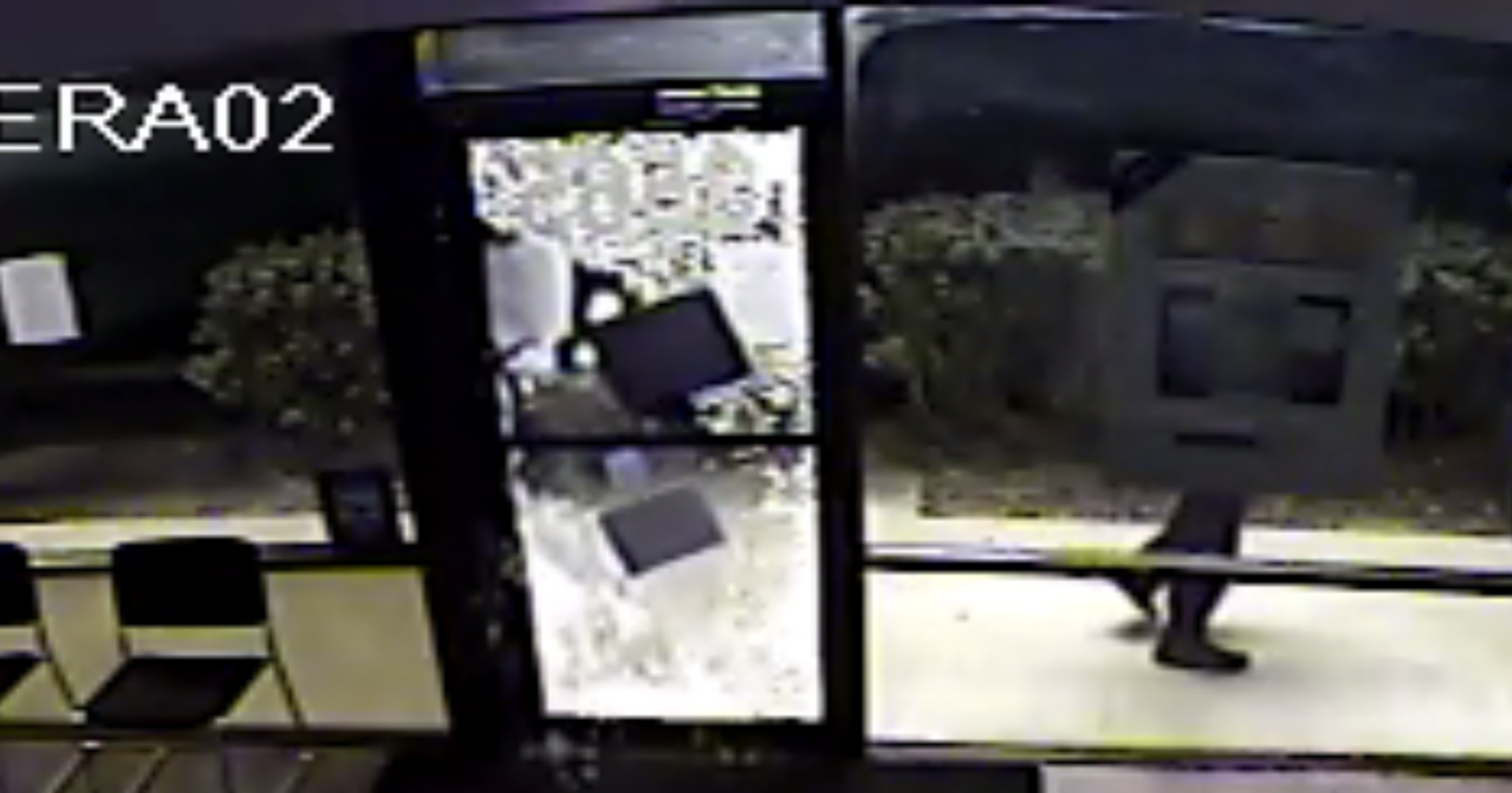 Video shows man burglarize Metro PCS in Fort Myers