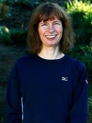 Joanna Harper, a transgender woman and intersex studies