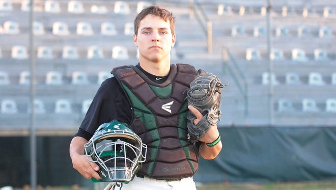 A junior, Ryan Baglivo is off to a solid start for the West Deptford High School baseball team.