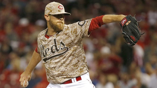Ryan Mattheus has proven to be a valuable member of the Reds' bullpen, posting a 3.06 ERA through 18 games.