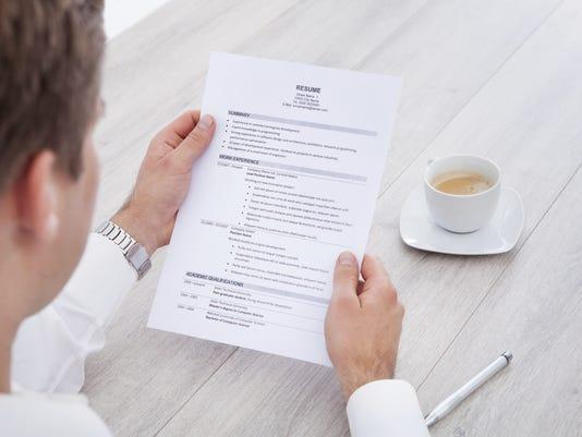 career CP resume