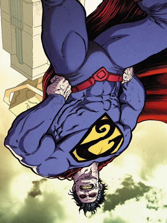 superman sees some  u0026 39 action u0026 39  in bizarro world