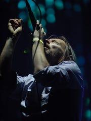 Radiohead has announced a U.S. tour.