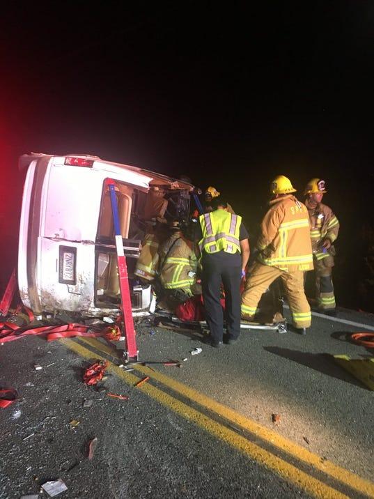 Santa Paula Crash