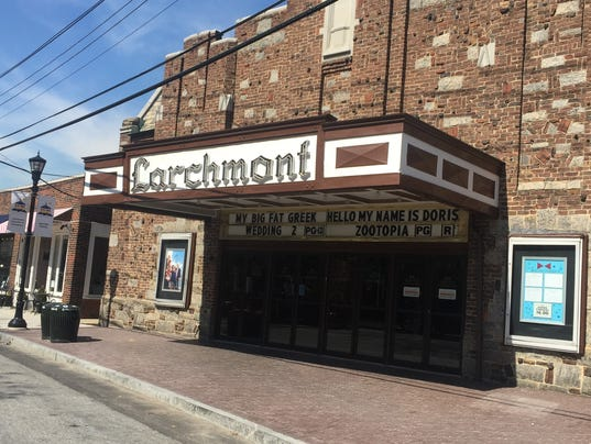 larchmont theater is filled with memories