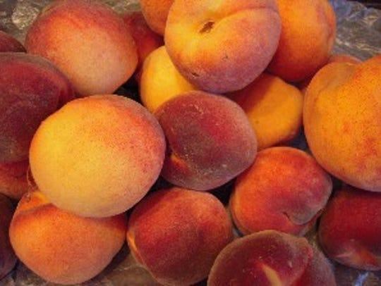 Vermont-grown peaches are coveted, and rare because
