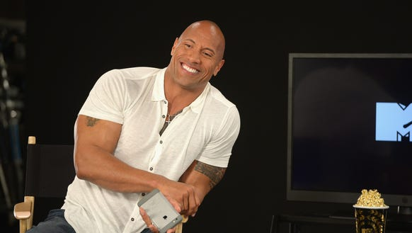 The Rock rules.