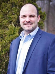 Robbie Vargo is running for Cedar Grove Township Council in 2017.