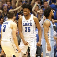 USA TODAY Sports 2017-18 All-America college basketball team