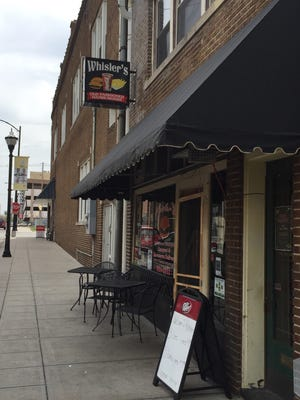 Beginning Saturday, Feb. 20, Whisler's Hamburger in downtown Springfield will be known as Springfield Sliders, owner Kathy Jeffries said.