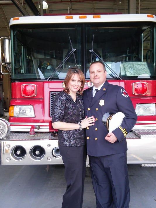 RDF Fire Chief Scott Demoff