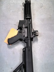 Rock River Arms AR-15 assault rifle seized by Clarkstown
