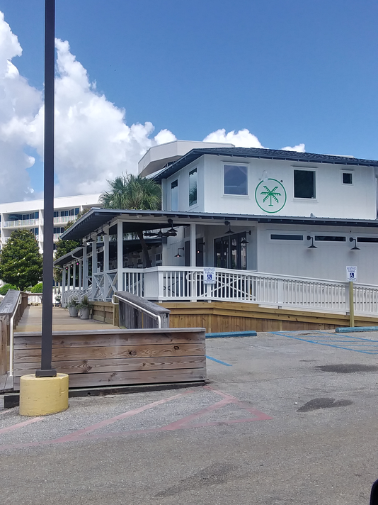 Playa At Sportsman Marina In Orange Beach Offers Fresh Caribbean Fare Wolfe