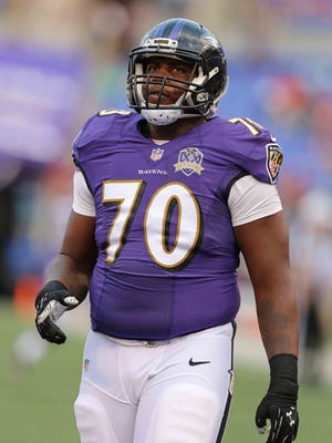 Former La Vergne football player Robert Myers was drafted by the Baltimore Ravens in the fifth round of the 2015 NFL Draft. He is currently an offensive lineman with the Denver Broncos.