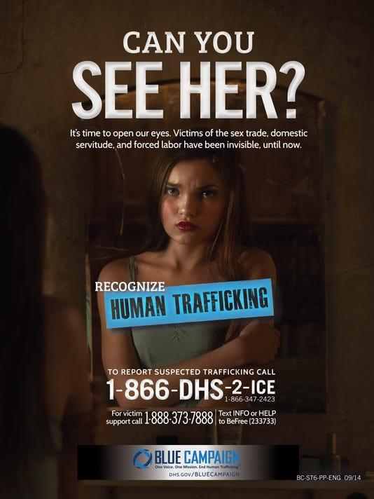 Human Trafficking-Airports