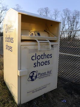 The Lansing City Council voted Monday night to create an ordinance that makes sure charities and property owners are taking care of collection bins.