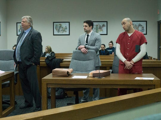 Hearing for Jovica Nikoloski, accused of murdering his roommate.