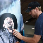 Photos: Denny Sanford Premier Center preps for Garth Brooks