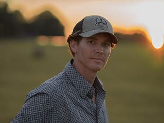 Country singer Curtis Grimes will be in Abilene on Saturday