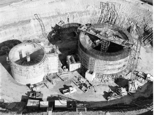 When the government was building this missile silo near Concordia, Kansas, the big fear was a nuclear strike from the then Soviet Union. Larry Hall, a former Harris Corp., engineer has turned it into a secure, underground condo unit.