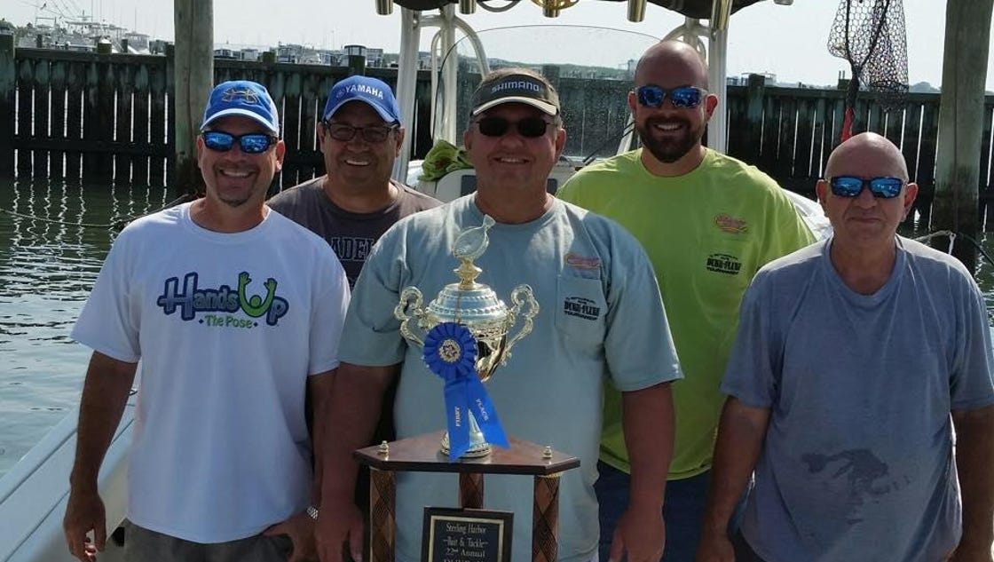 south jersey fishing report