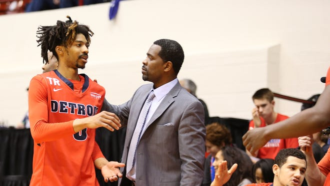 Jermaine Jackson will remain as an assistant coach on Bacari Alexander's staff.
