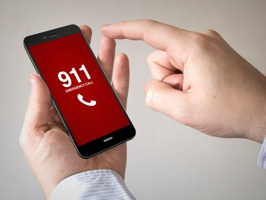 What happens when you call 911 in Mesa? It depends