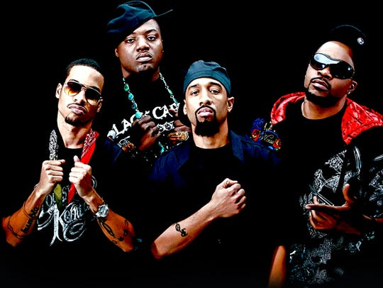Nappy Roots, a hip-hop group with roots in Louisville