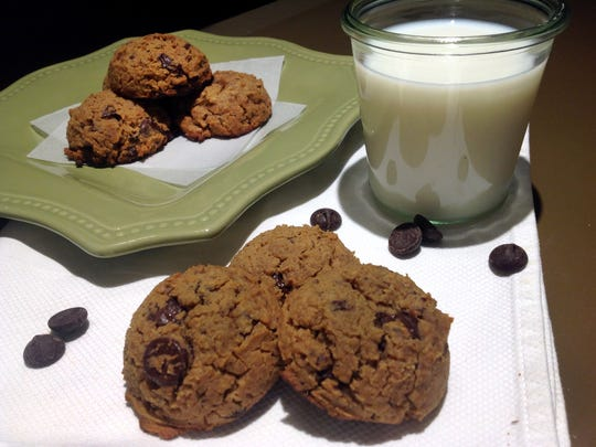 Chocolate chip cookies made with chickpeas really do taste like the real thing--and they're gluten-free.