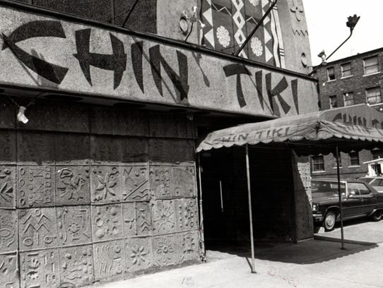 Chin Tiki at 2121 Cass Avenue in downtown Detroit served
