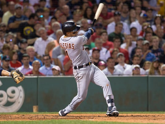 Detroit Tigers v Boston Red Sox